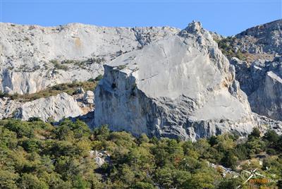 Скалолазный лагерь Форос - Батилиман. Крым