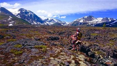 Эндуро тур в Долину вулканов. Россия