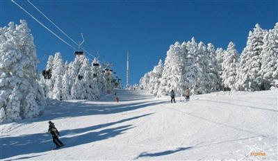 """Ski tour Bakuriani """"Winter Holidays"""". Georgia"""
