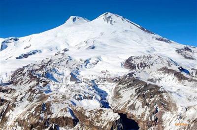 Зимнее восхождение на Эльбрус с Юга. Россия