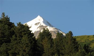 Восхождение на Тетнульд  (4869 м)