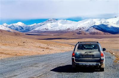 Высокогорные дороги Памира