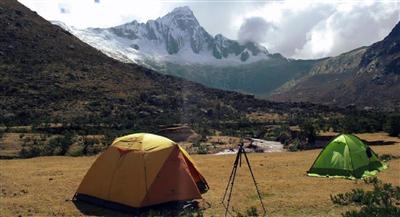 Santa Cruz trek. Peru