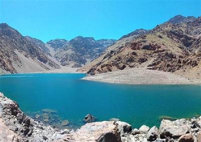 Восхождение на гору Тубкаль,  Озеро Ифни