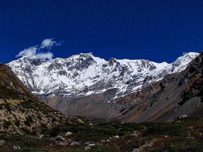 Чулу Восточная (6584 м), трек вокруг Аннапурны